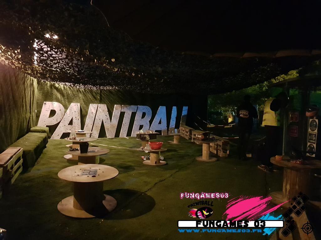 Les Terrains de Jeu Paintball FUNGAMES 03